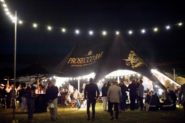 Prosecco Bar at Bolesworth