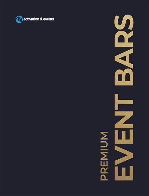 2019 Premium Event Bars Brochure