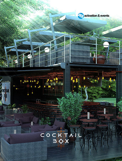 2019 The Cocktail Box Brochure